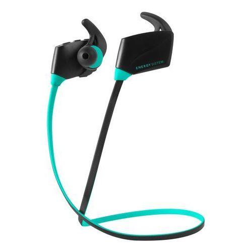 Energy Sistem słuchawki sportowe Sport Bluetooth, zielony - BEZPŁATNY ODBIÓR: WROCŁAW!