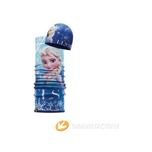 Zestaw Buff Czapka Junior z Microfibry i Polaru + Komin Frozen Child Polar Buff Elsa - sprawdź w wybranym sklepie