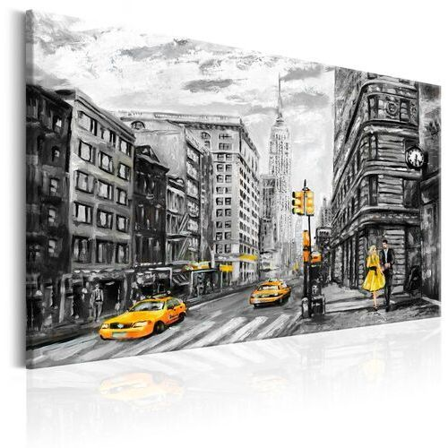 Obraz - Spacer w Nowym Jorku