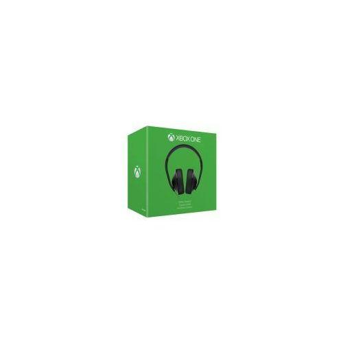 Headset Stereo Microsoft Xbox ONE. Najniższe ceny, najlepsze promocje w sklepach, opinie.
