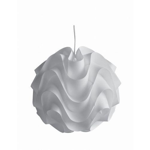 Prezent Lampa wisząca 1xe27/60w w-3022 biała (5902349206288)