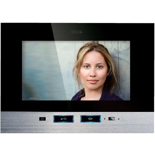 Domofon  vdv 507 ss vdv 507 ss, jednostka wewnętrzna, interkom drzwiowy z wideo, dom jednorodzinny marki M-e modern-electronics