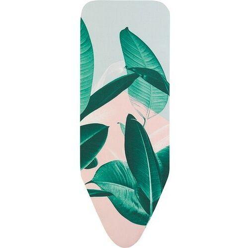 Pokrowiec na deskę do prasowania Brabantia tropical leaves rozm. C pianka 2 mm, 118920
