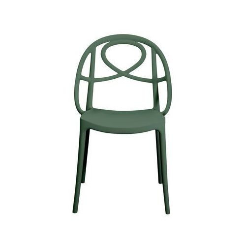 Krzesło ogrodowe Green Etoile zielone