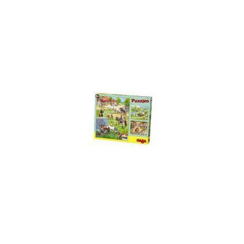 Puzzle Stadnina Koni (4010168211756)
