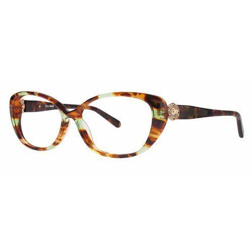 Okulary korekcyjne seska gn/to marki Vera wang