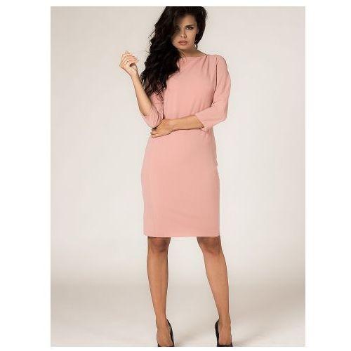 Sukienka Sukienka Model Arleta 3 Powder Pink, matt_31576