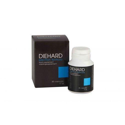 Diehard - Lepsza Erekcja 30 tab. | 100% DYSKRECJI | BEZPIECZNE ZAKUPY