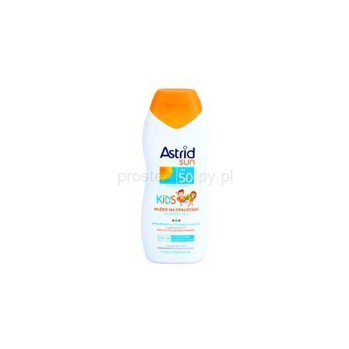 Astrid Sun Kids mleczko do opalania dla dzieci SPF 50 + do każdego zamówienia upominek. - sprawdź w wybranym sklepie