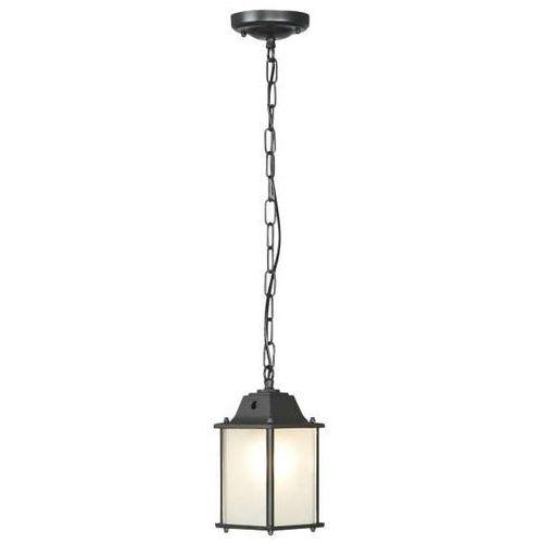 Zewnętrzna LAMPA wisząca SPEY 5291 Nowodvorski ogrodowa OPRAWA metalowy ZWIS na łańcuchu IP23 czarna (1000000539813)