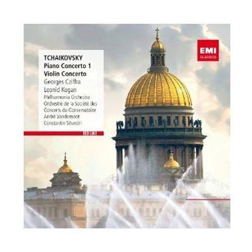 Tschaikowsky: Piano-concertos, Violinconcerto - Georges Cziffra, Leonid Kogan