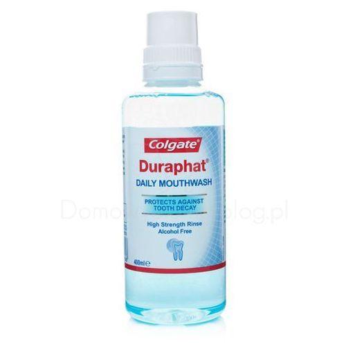 Colgate Duraphat 500ppm-Płyn do płukania jamy ustnej z wysoką zawartością fluoru 400ml z kategorii Płyny do jamy ustnej