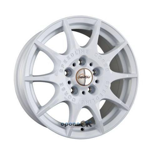 sl2 marmora rallye-weiss einteilig 6.50 x 15 et 45 marki Speedline