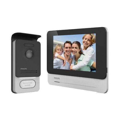 Philips Zestaw wideodomofonowy welcomeeye touch 531101 (5908254811340)