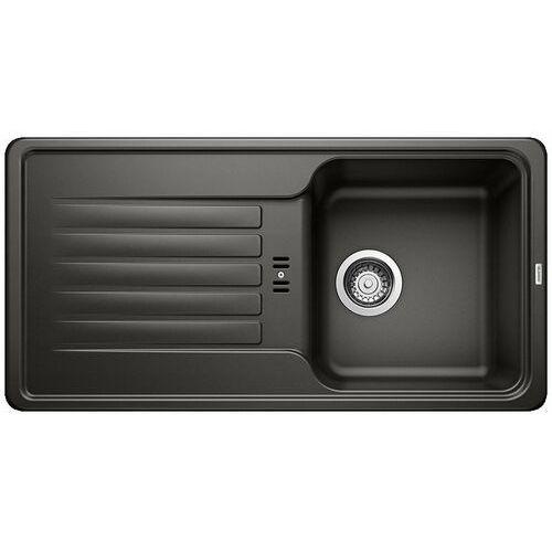 favos 45 s czarny zlewozmywak silgranit - czarny marki Blanco