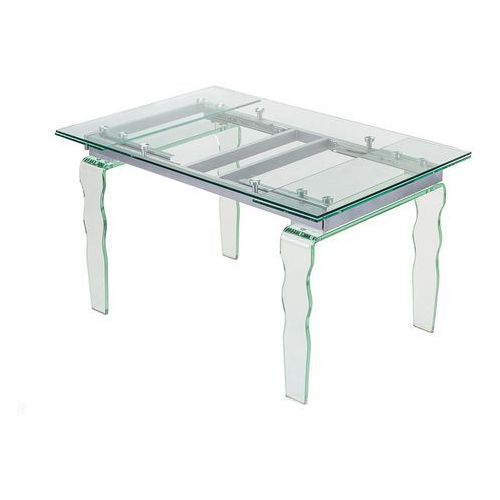 Stół szklany VENDOME CLEAR 140/200