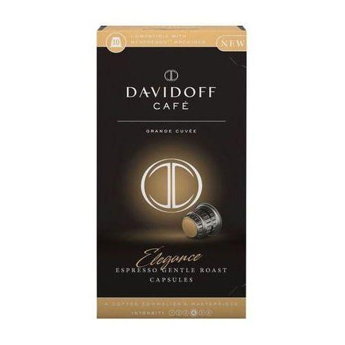 Kawa w kapsułkach elegance 10 kapsułek marki Davidoff
