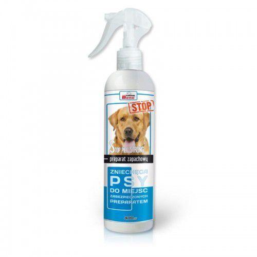 Benek stop pies strong spray 400ml - odstraszacz dla psa - darmowa dostawa od 95 zł! (5905397018254)