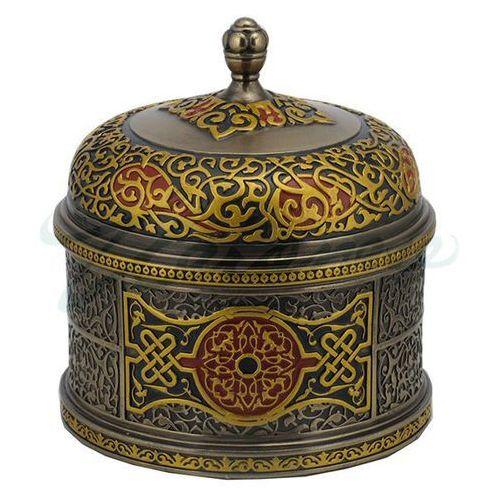 Veronese Arabska szkatułka czerwona (wu76339a5)