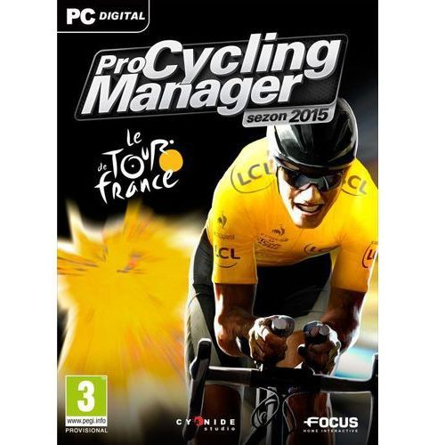 OKAZJA - Pro Cycling Manager 2015 (PC)