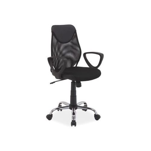 Fotel obrotowy, krzesło biurowe Q-146 black