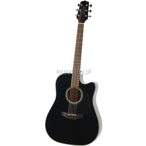 Takamine GD30CE-BLK gitara elektroakustyczna czarna (ubytek lakierniczy)