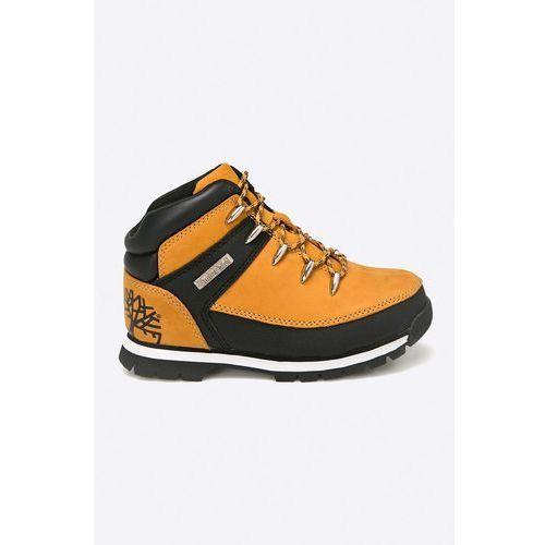 - buty wysokie dziecięce marki Timberland