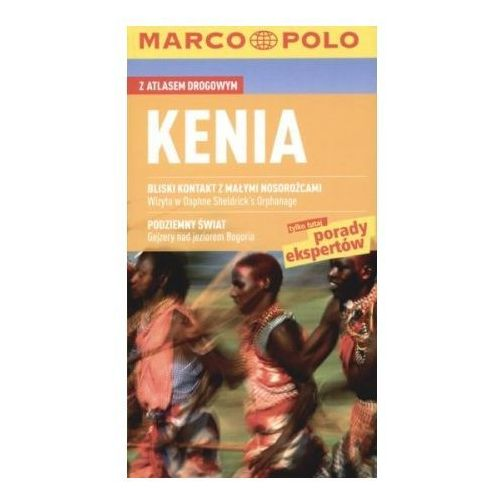 Kenia - przewodnik Marco Polo, PASCAL