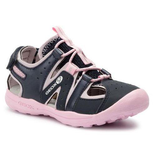 Sandały - j vaniett g. c j926ac 05015 cf48t s navy/lt pink marki Geox