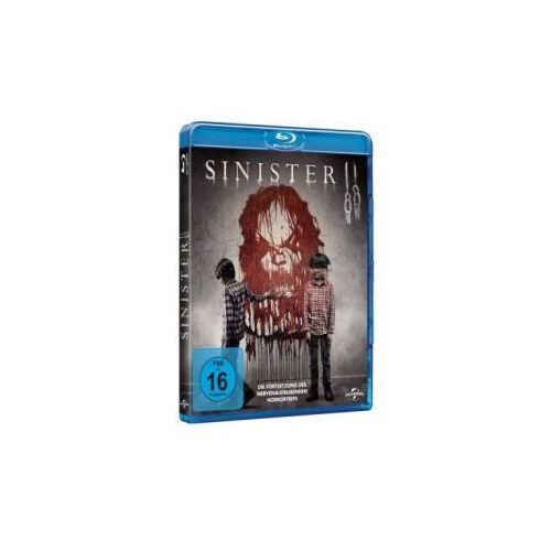 Sinister 2, 1 Blu-ray