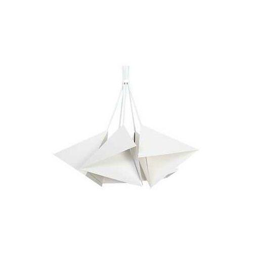 Lampa wisząca zwis żyrandol Luminex Set 5x60W E27 biały 7409, 7409