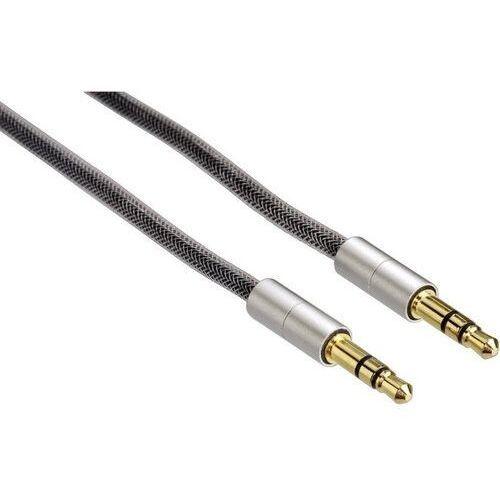 Kabel 3.5 Jack - 3.5 Jack Alu-line HAMA 2 m, 000808690000