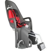 fotelik rowerowy zenith relax szary, czerwon marki Hamax