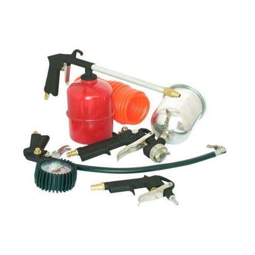 Zestaw akcesoriów pneumatycznych TOPEX 75M101 (5 elementów) (5902062152381)