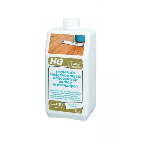 Hg środek do bieżącej pielęgnacji olejowanych podłóg drewnianych