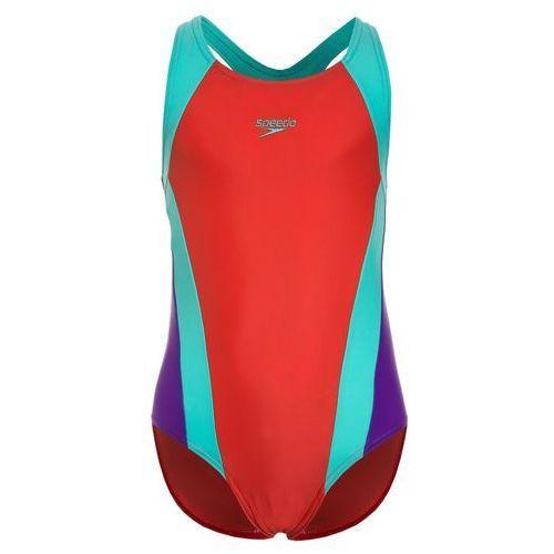 Speedo kostium kąpielowy watermelon/spearmint/violet