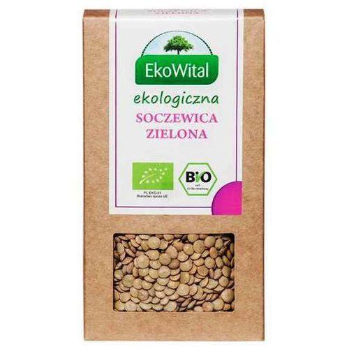Soczewica zielona BIO 500 g EkoWital z kategorii Ziarna i strączkowe