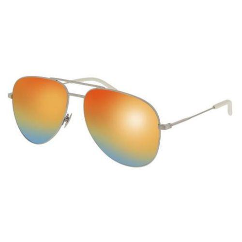 Okulary Słoneczne Saint Laurent CLASSIC 11 RAINBOW 006
