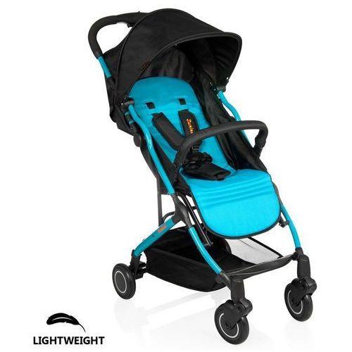 Baninni wózek spacerówka milo, niebieski, bnst010-bl