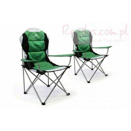 Fotel wędkarski składany - Krzesełko wędkarskie 2szt., towar z kategorii: Krzesełka wędkarskie