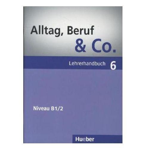 Alltag, Beruf & Co 6. Lehrerhandbuch (Poradnik dla nauczyciela) (9783196415902)