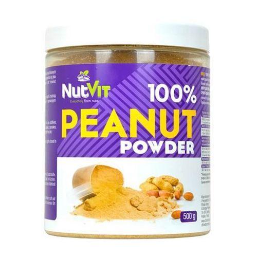 Nutvit 100% peanut powder 500g marki Ostrovit