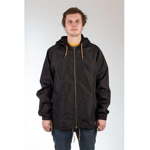 kurtka BRIXTON - Claxton Black (0100), kolor czarny