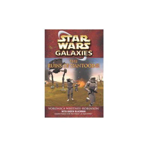 Star Wars: Galaxies - The Ruins of Dantooine, książka z kategorii Literatura obcojęzyczna