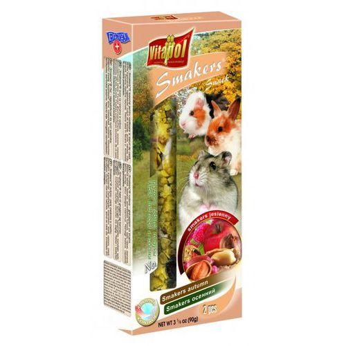 Vitapol smakers dla gryzoni jesienny 2 szt. - darmowa dostawa od 95 zł! (5904479011473)