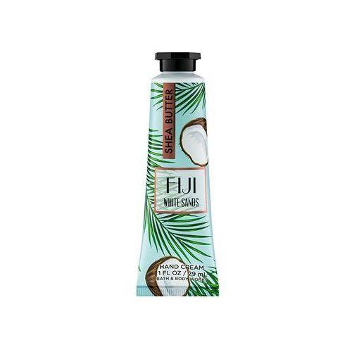 Bath & Body Works Fiji White Sands krem do rąk (Shea Butter, Vitamin E) 29 ml