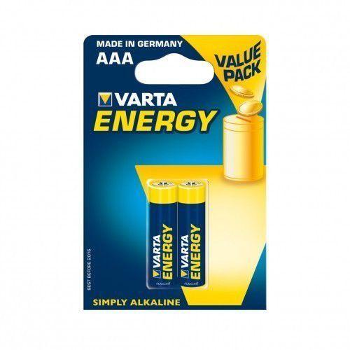 Varta baterie alkaliczne varta r3 (aaa)2szt. energy (4008496770335)