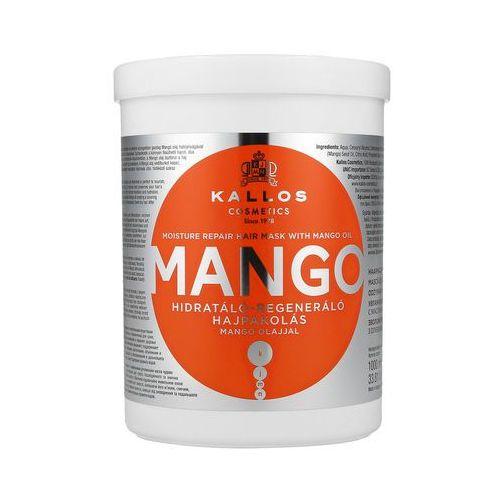 KALLOS KJMN Maska do włosów z olejkiem Mango 1000 ML (5998889515232)