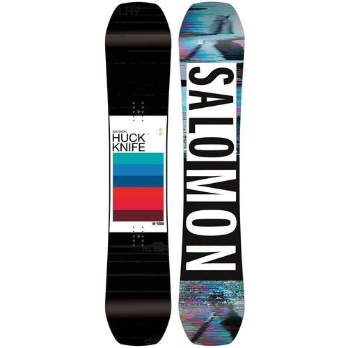 POTESTOWA DESKA SNOWBOARD SALOMON HUCK KNIFE 158CM