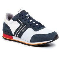 Sneakersy BOSS - Parkour 50433661 10214574 01 Open White 124, w 6 rozmiarach